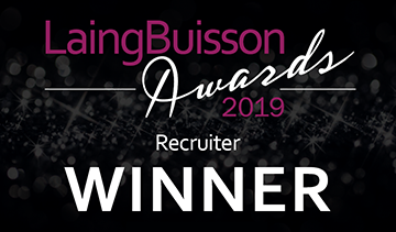 LaingBuisson Awards 2019 - Recruiter Winner