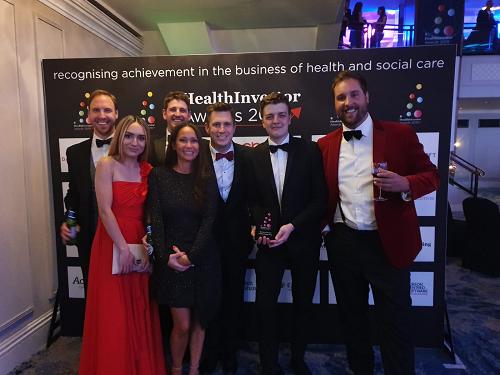 HealthInvestor Awards 2019